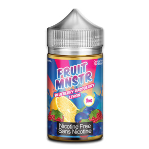 FRUIT MONSTER BLUEBERRY RASPBERRY LEMON - 75ML