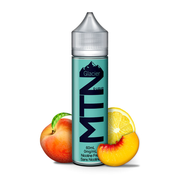 MTN GLACIER E-LIQUID - 60ML