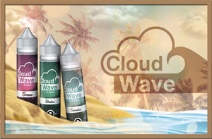 CLOUD WAVE STRATUS E-LIQUID - 60ML