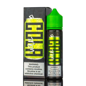 COLA LIME E-LIQUID BY COLA MAN - 60ML - LifestylE Cig Eliquids