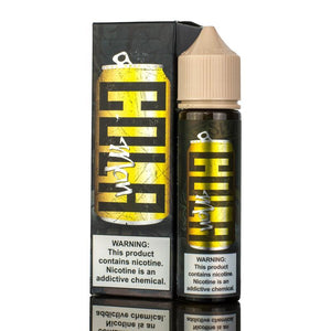 COLA VANILLA E-LIQUID BY COLA MAN - 60ML - LifestylE Cig Eliquids