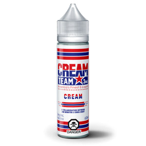 CREAM TEAM CREAM E-LIQUID - 60ML