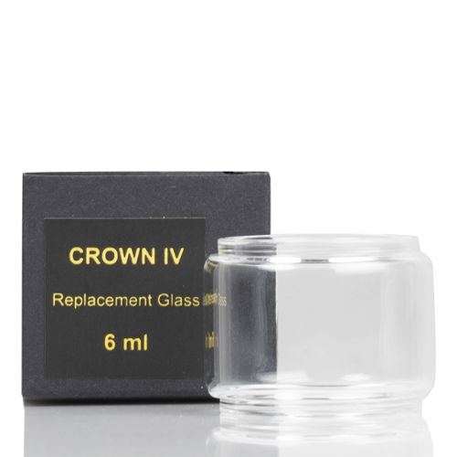 CROWN 4 REPLACEMENT GLASS BY UWELL - 6ML BUBBLE