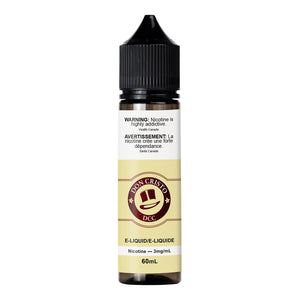 DON CRISTO CUSTARD E-LIQUID - 60ML