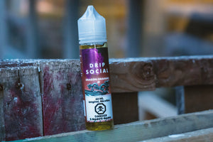 Dragon Grahams Produced By Drip Social 60ML E-Liquid - LifestylE Cig Eliquids