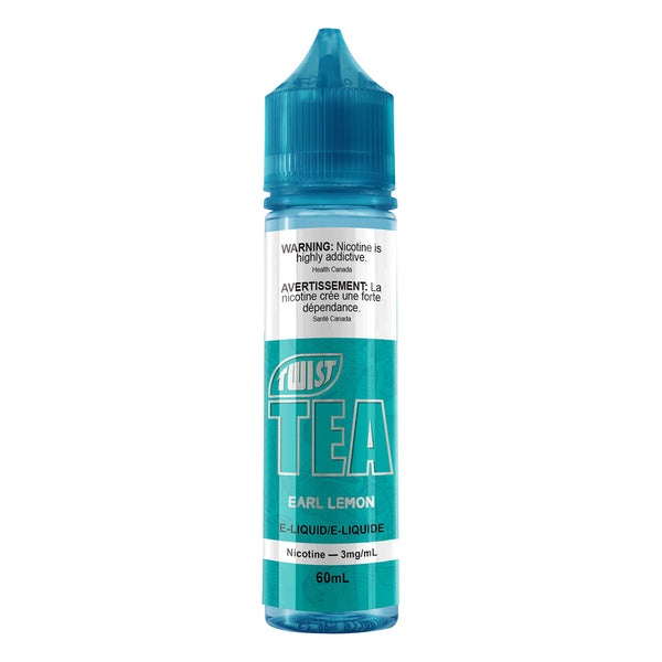 EARL LEMON E-LIQUID BY TWIST TEA - 60ML