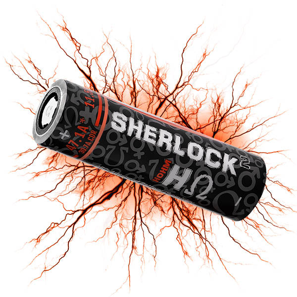SHERLOCK HOHM 3116 MAH | 30.7A CDR | 41.6A 20700 BATTERY BY HOHM TECH