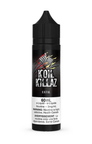 FATAL E-LIQUID BY KOIL KILLAZ - 60ML