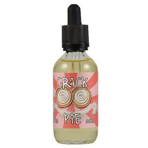 CRACK PIE - 60ML E-LIQUID - LifestylE Cig Eliquids