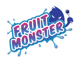 FRUIT MONSTER STRAWBERRY KIWI POMEGRANATE - 75ML