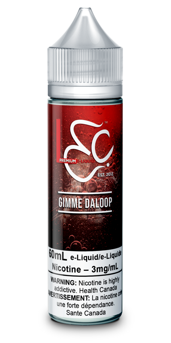 LEC GIMME DALOOP E-LIQUID - 60ML