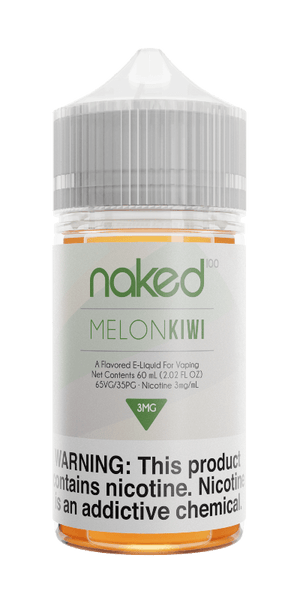 MELON KIWI (GREEN BLAST) E-LIQUID BY NAKED100 - 60ML