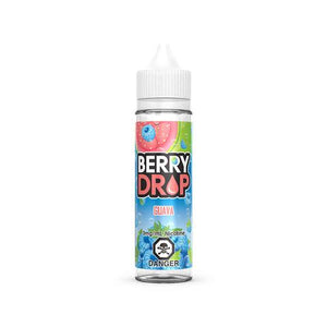 GUAVA E-LIQUID BY BERRY DROP - 60ML