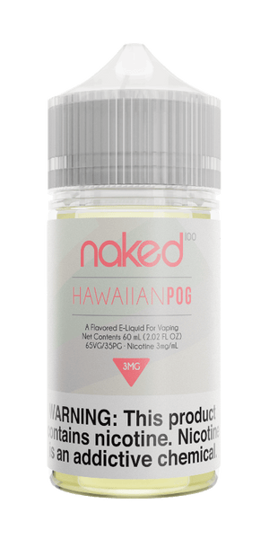 HAWAIIAN POG E-LIQUID BY NAKED100 - 60ML