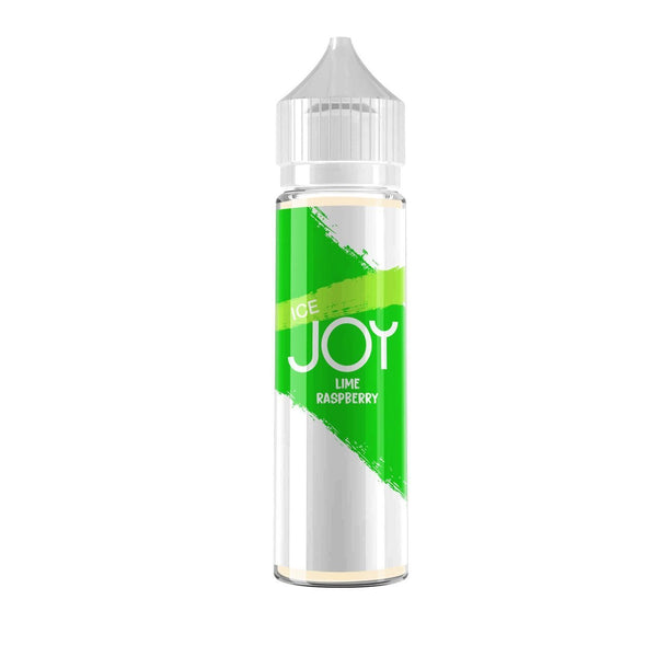 ICE JOY LIME RASPBERRY E-LIQUID - 60ML - LifestylE Cig Eliquids