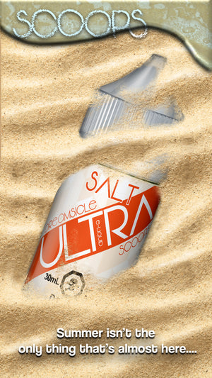 DREAMSICLE SALT NIC BY ULTRA SCOOPS - 30ML