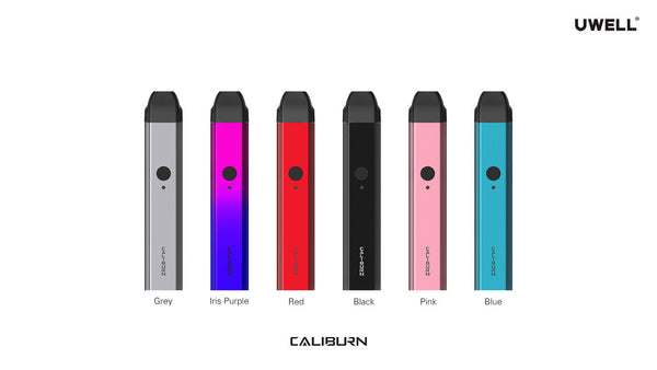 CALIBURN POD KIT BY UWELL - LifestylE Cig Eliquids