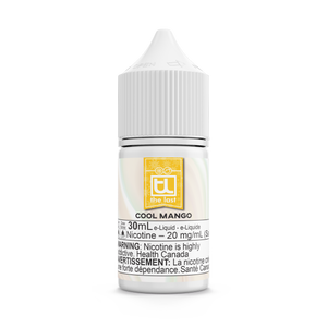 COOL MANGO SALT NIC BY THE LAST - 30ML