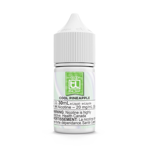 COOL PINEAPPLE SALT NIC BY THE LAST - 30ML