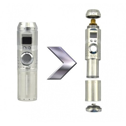 LEC Lavatube S70 Battery Only - LifestylE Cig Eliquids