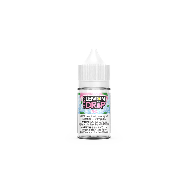 PINK BY LEMON DROP ICE SALT NIC - 30ML