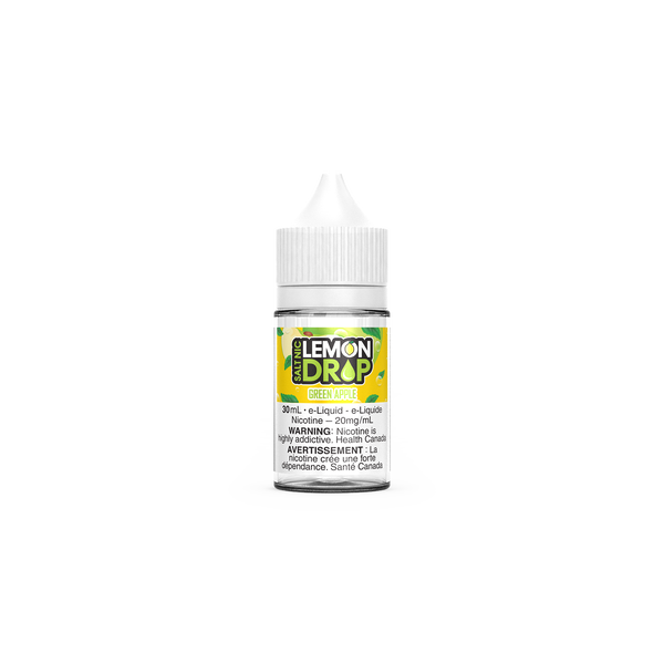 GREEN APPLE BY LEMON DROP SALT NIC - 30ML