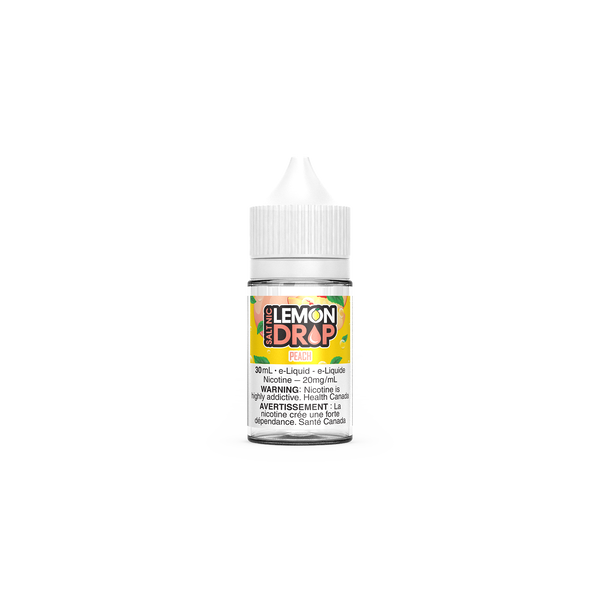PEACH BY LEMON DROP SALT NIC - 30ML