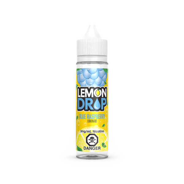 LEMON DROP - BLUE RASPBERRY 60ML E-LIQUID - LifestylE Cig Eliquids