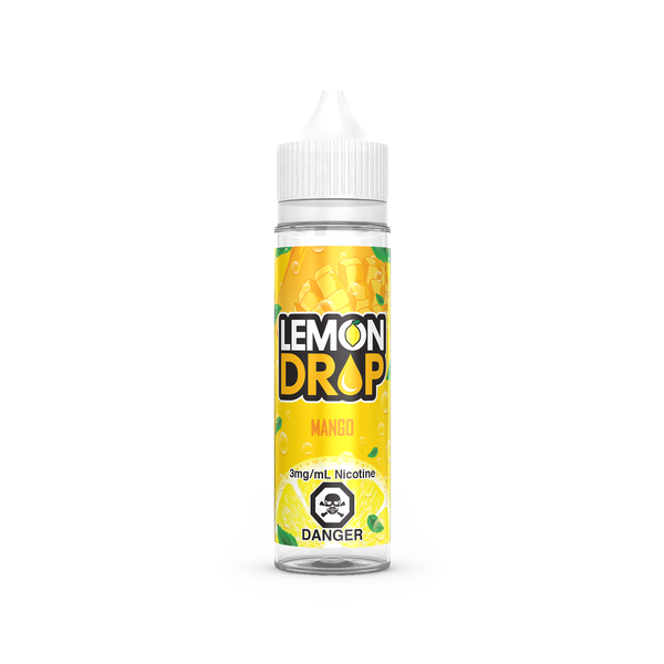 LEMON DROP MANGO E-LIQUID - 60ML