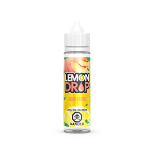 LEMON DROP SOUR PEACH E-LIQUID - 60ML