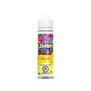 WILD BERRY E-LIQUID BY LEMON DROP - 60ML