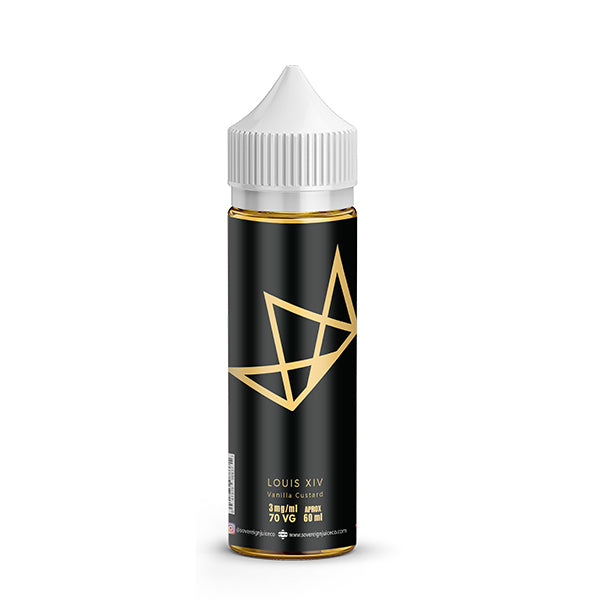 Sovereign Louie XIV Eliquid 60ML - LifestylE Cig Eliquids