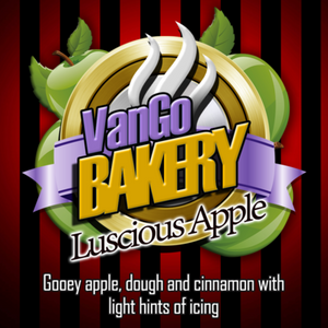Luscious Apple by VanGo 60ML Eliquid - LifestylE Cig Eliquids