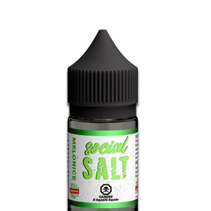 SOCIAL SALT MELON ICE SALT NIC - 30ML