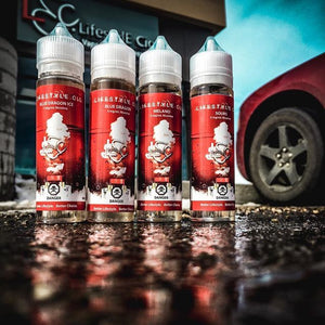 LIFESTYLE CIG DRAGON ICE 60ML ELIQUID - LifestylE Cig Eliquids