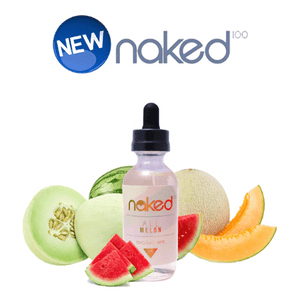 Naked 100 All Melons 60ML Ejuice - LifestylE Cig Eliquids