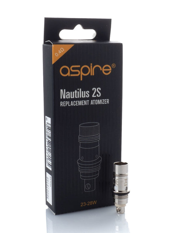 ASPIRE NAUTILUS 2S REPLACEMENT COILS - 5 PACK