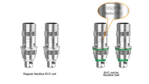 ASPIRE NAUTILUS/NAUTILUS MINI REPLACEMENT COILS - 5 PACK