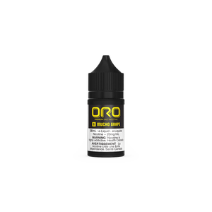 MUCHO GRAPE BY ORO SALT NIC - 30ML