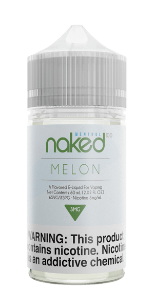 FROST BITE (MELON) E-LIQUID BY NAKED100 - 60ML