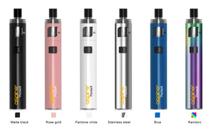 ASPIRE POCKEX AIO 1500 MAH KIT (INCLUDES 30ML LEC E-LIQUID/CARRYING CASE)