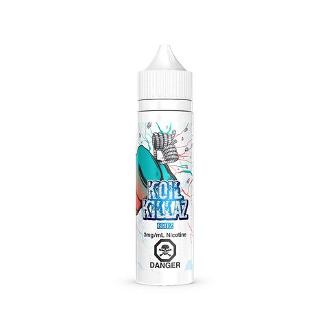 KOIL KILLAZ BLITZ POLAR EDITION E-LIQUID - 60ML