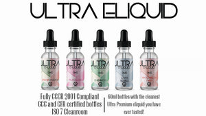 Ultra Eliquid True Blood 60ML Eliquid - LifestylE Cig Eliquids