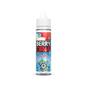RED APPLE  E-LIQUID BY BERRY DROP - 60ML