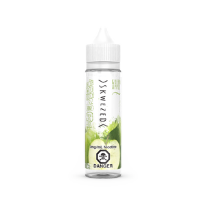 GREEN APPLE BY SKWEZED - 60ML - LifestylE Cig Eliquids