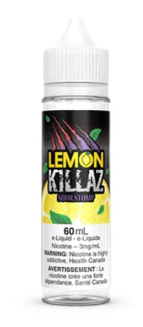 SOUR STOMP E-LIQUID BY KOIL KILLAZ - 60ML