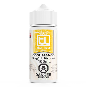 THE LAST COOL MANGO E-LIQUID - 100ML