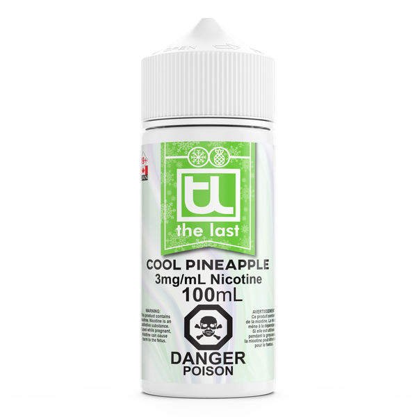 THE LAST COOL PINEAPPLE E-LIQUID - 100ML