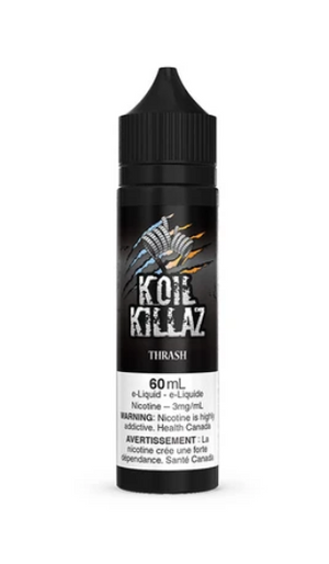 THRASH E-LIQUID BY KOIL KILLAZ - 60ML