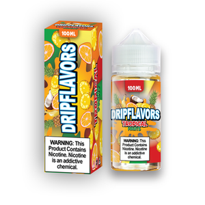 Tropical Fruits E-Liquid - 100ML By Drip Flavors - LifestylE Cig Eliquids
